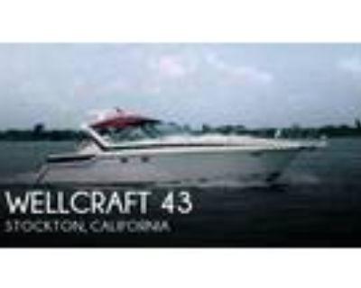 43 foot Wellcraft 43