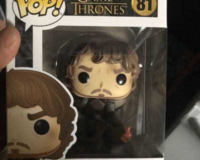 Brand new in box funko pops. $15 each. Cross posted.