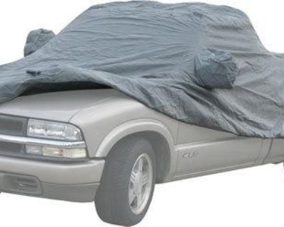Pre-owned Mid Size-short Bed Truck Cover-standard Cab Pickup (cl-65183)