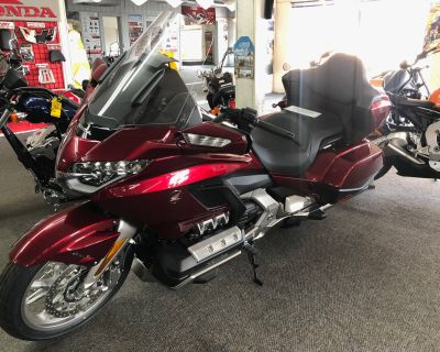 2019 Honda Gold Wing Tour Automatic DCT Touring Aurora, IL