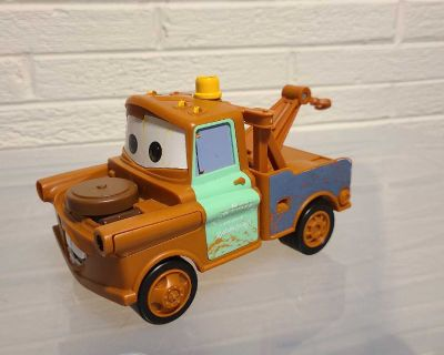 Tow Mater truck game