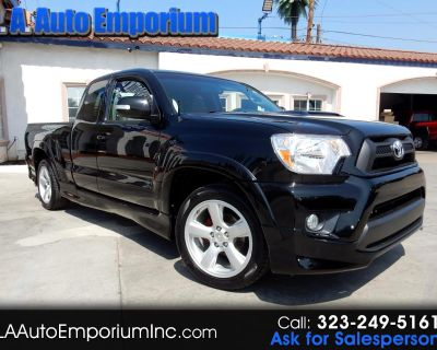 Used 2013 Toyota Tacoma 2WD Access Cab V6 MT X-Runner (Natl)