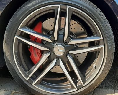 W213 E63s Factory OEM 20 Wheels with Good A/S Tires - DC/MD/VA
