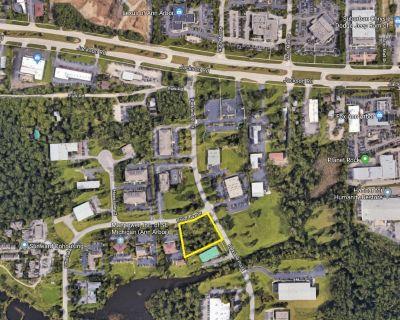 Ann Arbor Vacant Land for Sale   Parkland Plaza Business Park
