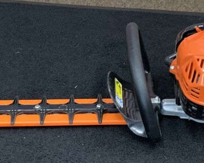 20 in. 21.2 cc Gas 2-Stroke Cycle Hedge Trimmer, it s Brand New ! Enterprise $225