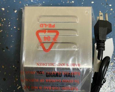Brand New (1) ROTISSERY MOTOR/AC 650053 FITS 5 MODELS