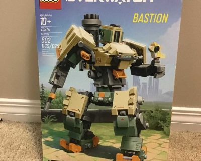Lego 75974 Bastion from Overwatch