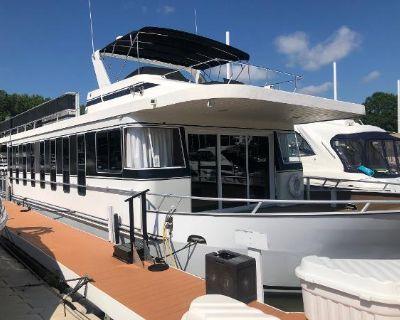 2009 MerCruiser River Yacht