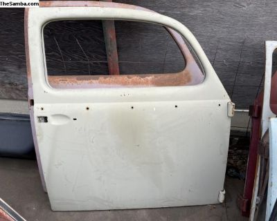 vw volkswagen bug beetle 1960-1964 right door