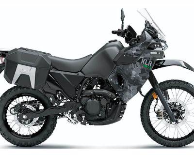 2022 Kawasaki KLR 650 Adventure ABS Dual Purpose Asheville, NC