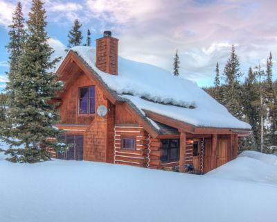 Big Sky Vacation Rentals: Cabin Moose Ridge 5 Powder Ridge - Powder Ridge
