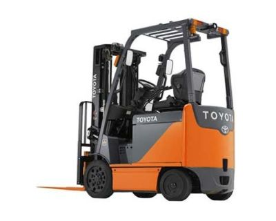 2012 Toyota Industrial Equipment 8FBCU25
