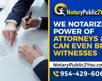 Notary Public 2 You