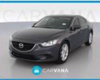2016 Mazda MAZDA 6 Gray, 66K miles