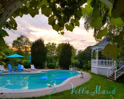 Tyrolean Garden Suite With Pool and Private Entrance In Art Villa - Philomont