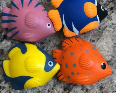 Fish decor or toy