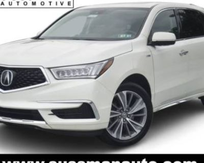 2018 Acura MDX Hybrid with Technology Package