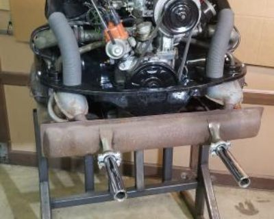 Aircooled VW 1600cc motor for sale