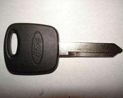 New Oem 00 01 02 03 04 05 Ford Excursion Or 2005 Ford Gt Transponder Chip Key