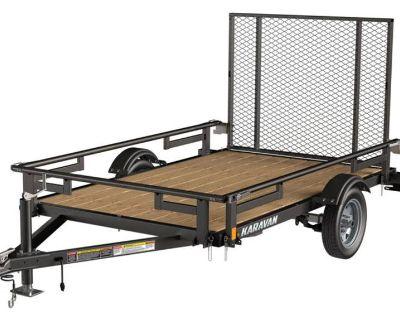2021 Karavan Trailers 5 x 8 ft. Steel Utility Trailers Elk Grove, CA