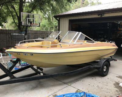 1979 Glastron SSV-177XL ski boat