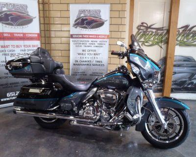 2015 Harley-Davidson CVO Limited Touring South Saint Paul, MN
