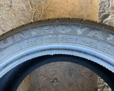 ;Uniroyal Car Tires