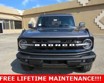 2021 Ford Bronco Outer Banks Advanced 4 WHEEL DRIVE!!!