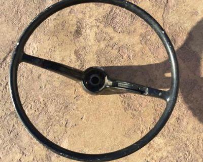 German vw steering wheel