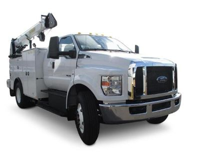 2019 FORD F750 Service, Mechanics, Utility Trucks Truck