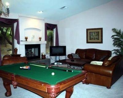 Book Online, Grayhawk N. Scottsdale House, Spa, Pool Table, BBQ - North Scottsdale