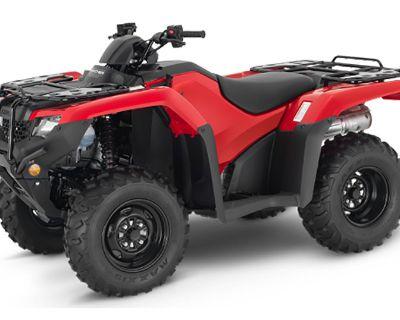 2021 Honda FourTrax Rancher 4x4 Automatic DCT EPS ATV Utility Albuquerque, NM