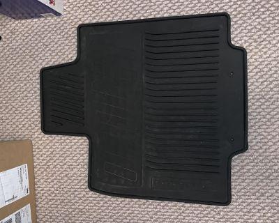FS: OEM Front all season floor mats. 2013+