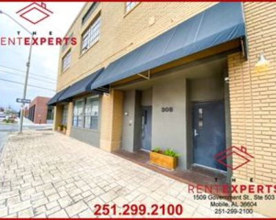 308 Saint Louis Street #103, Mobile, AL 36602 2 Bedroom Condo