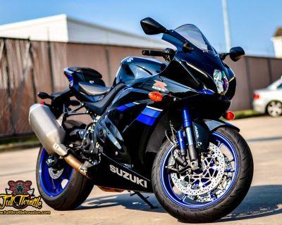 2017 Suzuki GSX-R1000R Supersport Houston, TX