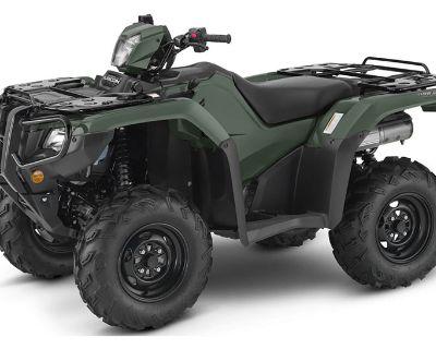 2022 Honda FourTrax Foreman Rubicon 4x4 Automatic DCT ATV Utility Columbia, SC
