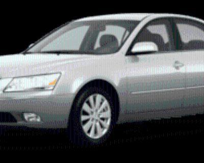2010 Hyundai Sonata SE