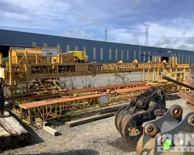 2012 (unverified) Bid-Well 2450 Bridge Deck Finisher