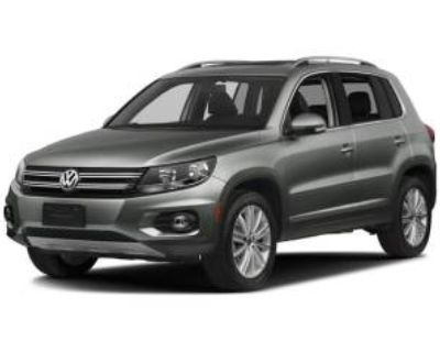 2018 Volkswagen Tiguan Limited Limited S 4MOTION