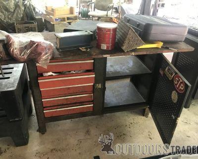 FS Craftsman work bench