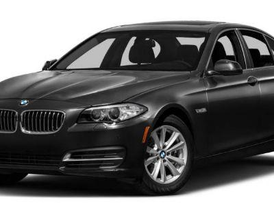 2015 BMW 5 Series 528i