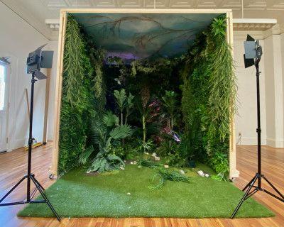 Forrest / Jungle Scene, Atlanta, GA