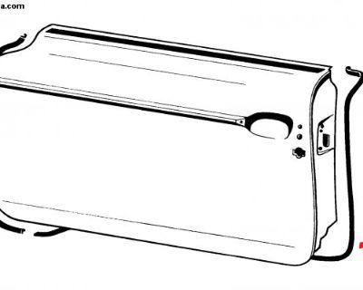 New Type 34 Lock Pillar Door Seal
