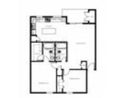 Mosswood Apartments - Two Bedroom - Two Bath - Townhome