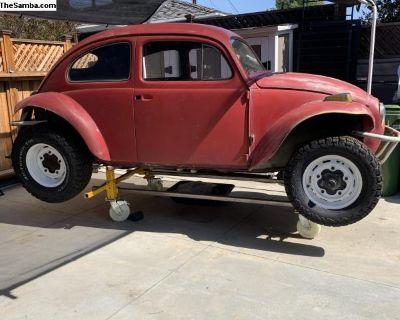 57 Oval Window Baja Bug