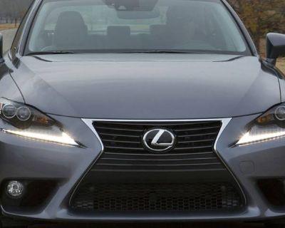 2016 Lexus IS IS 350