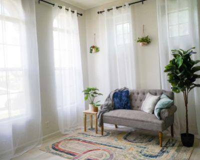 Midcentury Meets Boho Bedroom Set, Chandler, AZ