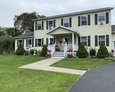Natures View- Private and Peaceful Home in the Heart of the Finger Lakes - Geneva