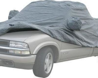 New Mid Size-short Bed Truck Cover-standard Cab Pickup (65183)