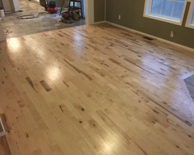 ~ Rustic Maple Hardwood Flooring * $2.49 sf ~
